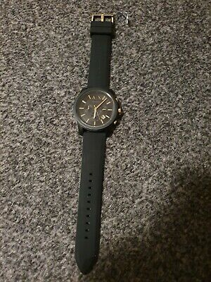 Armani Exchange Men's Silicone Strap Watch AR7105
