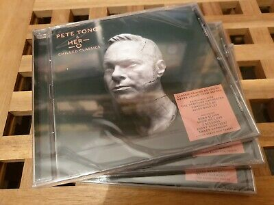 Pete Tong With The Heritage Orchestra Chilled Classics Cd Brand New And Sealed