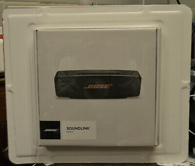 Bose SoundLink Mini II Bluetooth Speaker 789620-1710