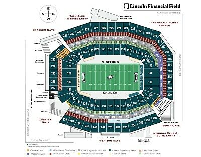 Eagles Vs Giants 12/9/19 One Ticket To Tonight's Game