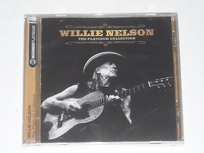 WILLIE NELSON The Platinum Collection CD NEW 70's Country