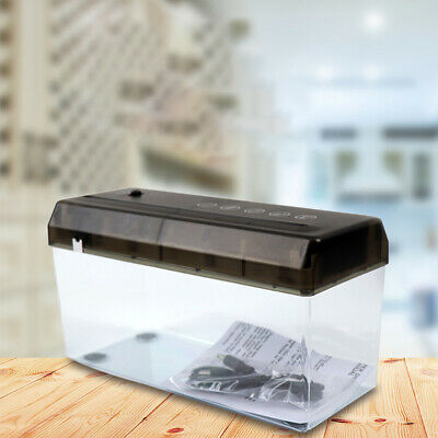 Desktop USB Home Office Small Electric A4 Paper Documents Shredder Cutter Useful