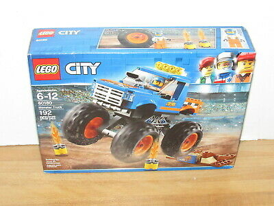Lego City 60180 Monster Truck MISB MIB new sealed