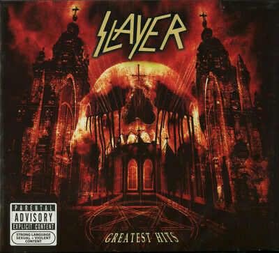 Slayer Greatest  HITS Collection 2CD