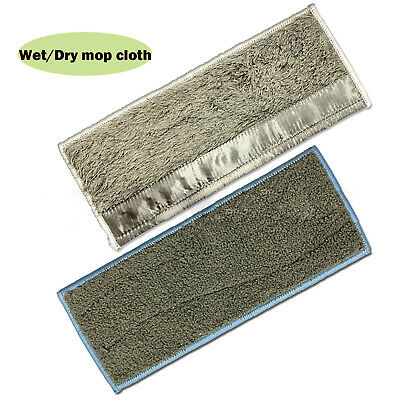 Washable Wet Dry Mop Cloth Cleaning Mop Pad Replacement for iRobot Braava Jet M6