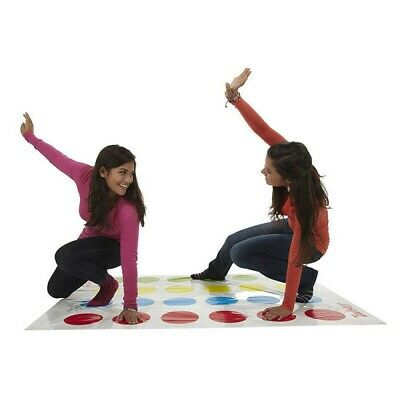 Classic Twister Funny Family Moves Board Game Children Friend Body Game New