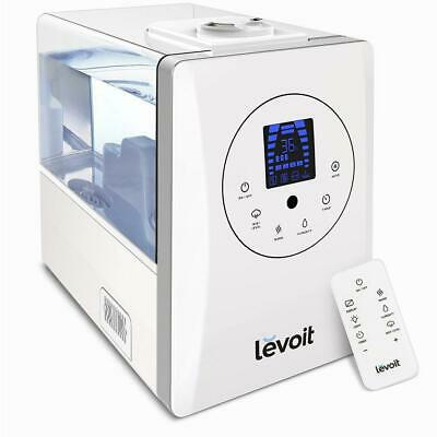 Levoit LV600HH Hybrid Ultrasonic Humidifier Disperse Warm And Cool Mist