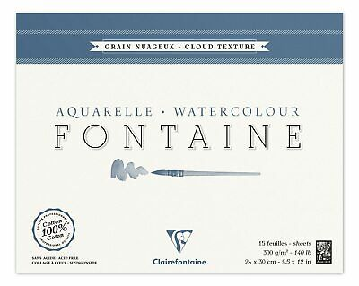 ClairefontaineWatercolour