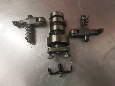 Lexmoto Diablo 125 Efi 2016  Camshaft And Rocker Arms Lifters Valve Gear Timing