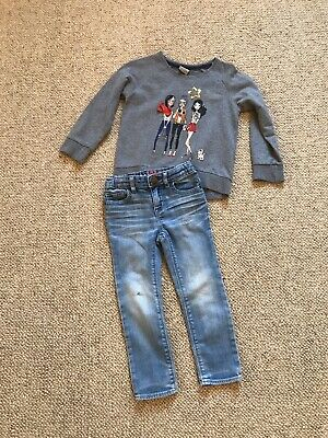 Girls Outfit Next/H&M Age 3-4 years