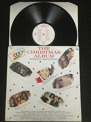 Various - Now That's What I Call Music - The Christmas Album Vinyl LP NOX 1 1985