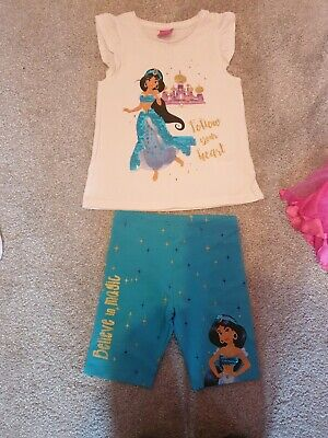 Girls Aladdin Outfit 4-5 Years