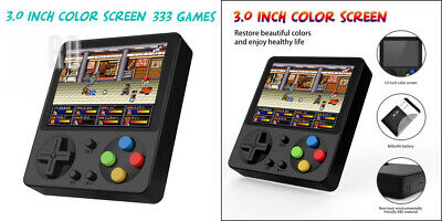 Huongoo HandheldGame Console, RetroPortable Game Player Built-in 333...