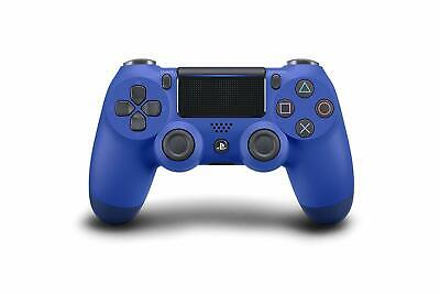 New Genuine Sony Dualshock 4 V2 Wave Blue wireless Controller PS4 PLAYSTATION 4
