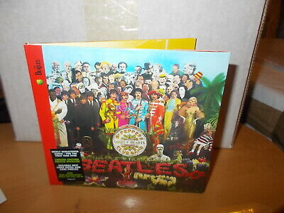 Beatles - Sgt. Peppers Lonely Hearts Club Band - Remastered,Ltd.edt Package