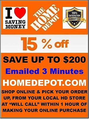 Lowes 10% OFF x3Coupons SAVINGS - Lowe's IN STORE ONLY - FAST-E-Delivery! SAVE!