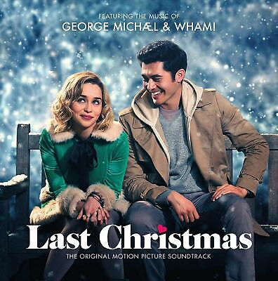 NEW and SEALED; George Michael & Wham! Last Christmas: The Soundtrack CD