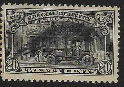 1v0624 Scott E14 US Stamp Scott E15 1927 10c Special Delivery Used