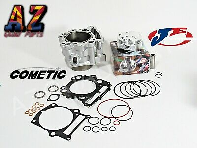 Rhino Grizzly 660 YXR YFM 102 mil 686 Big Bore Cometic Complete Gaskets Set Kit