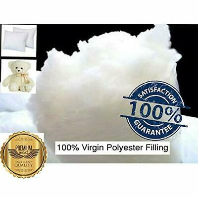 Hollow fibre Polyester Filling Soft Toy Teddy Pillow Cushion Stuffing BS5852