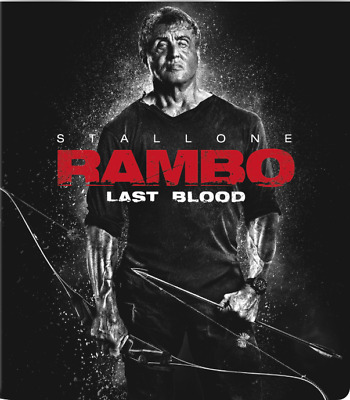 Rambo Last Blood  -  Blu-ray Disc ONLY!!   **  PLEASE READ **