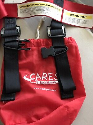 CARES Kids Fly Safe Airplane Harness Child Safety Belt FAA Approved-Used