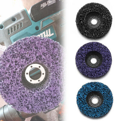 Paint Rust Removal Abrasive Wheel Stainless Steel Disc Surface Preparation
