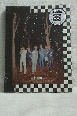 NCT DREAM 3rd Mini Album - [We Boom] CD+P.Book+P.Card+Boom Card  **USA shipper**