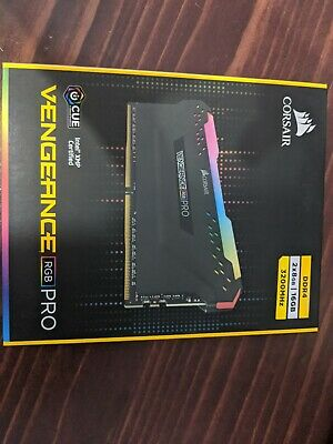 Corsair Vengeance Pro DDR4 Memory Kit 16GB - Black