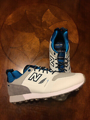 Details about New Balance Trail Buster Reengeneered White Walking Shoes TBTFHWB Men's US 13 D