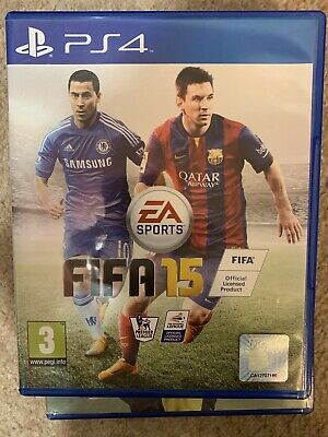 FIFA 15 for Sony PlayStation 4 2014