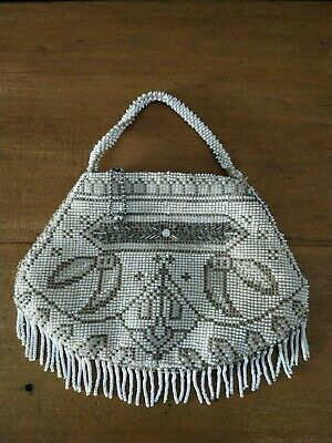 Art Deco Beaded Evening Bag 1920 1930