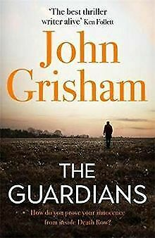 The Guardians: The explosive new thriller from i... | Book | condition very good