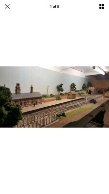 OO Gauge Model Railway Layout