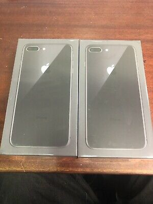 Apple iPhone 8 Plus - 64GB - Space Gray (AT&T) A1897 (GSM)