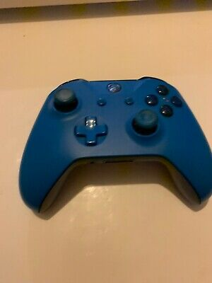 Microsoft Xbox One (WL300020) Wireless Controller - Blue