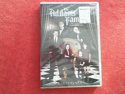 The Addams Family - The Complete First Volume - (2009, Dvd) - New