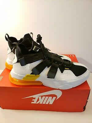 NIKE MEN'S AIR Edge 270 Fashion Sneakers Black Amarillo