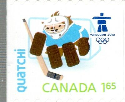 2009 Olympic Mascots Defins.single From Bkt#399,Uc#2313,$1.65, Int'l Rate, Mnh