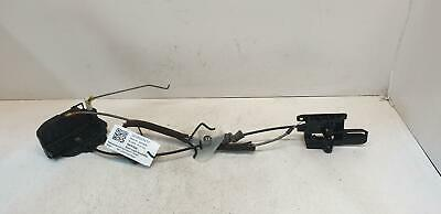 2008 NISSAN QASHQAI Door Lock Assembly