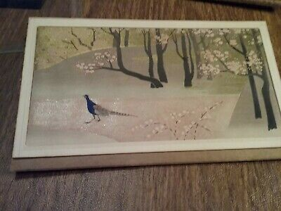 JAPANESE hand done ART Painting  Chinese  Asian antique