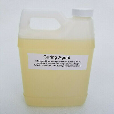 1/2 GALLON Epoxy Resin hardener Clear Cure Crafts Floor Tabletop