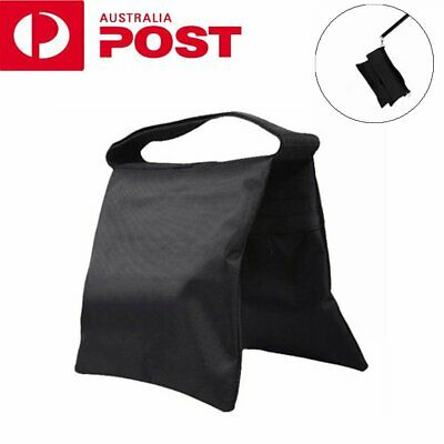 Photography Studio Sand Bags Sandbag w/ Hook Weight Ballast F Boom Light Stand