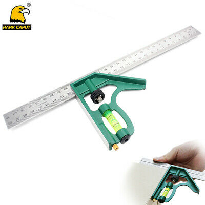 "12/"" Combination Square Light Duty 12in 300mm Bluespot Tools Bs33924"