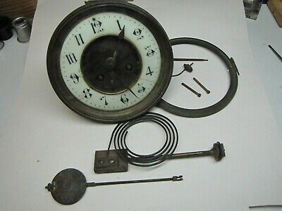 A French Striking Clock Movement