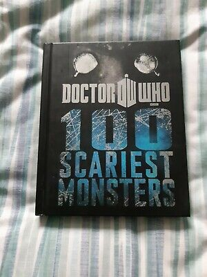 Dr Who 100  Scariest Monsters