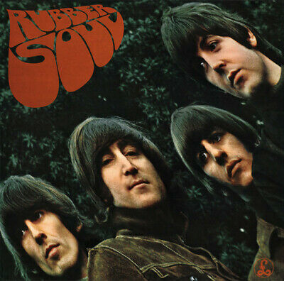 The Beatles - Rubber Soul - Remasterizado 180 Gram Vinilo LP - Nuevo y Sellado