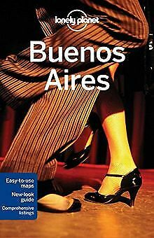Buenos Aires (Lonely Planet Buenos Aires) by Bao, Sandra | Book | condition good