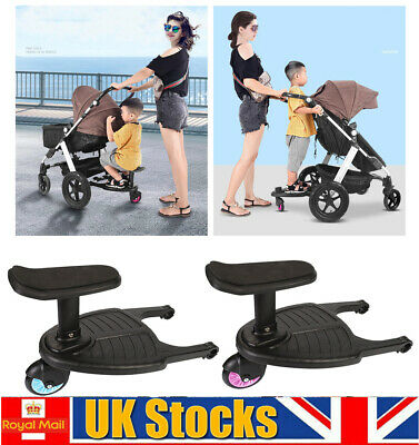 Christmas Gift for Kids Baby Jogger Travel Pushchair Buggy Board Seat Connectors