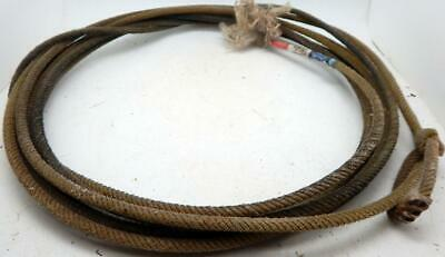 C-SS57 GRANT 57 STRANDS SYN GRASS MANILA DURABLE CALF ROPE RIGHT HAND